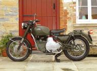 1973 Moto Guzzi Militaire