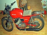 1974 Moto Guzzi 250 TS
