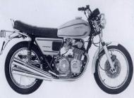 1974 Moto Guzzi 350 GTS