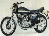 1974 Moto Guzzi 400 GTS