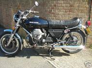 1975 Moto Guzzi 900cc