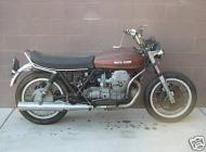 1976 Moto Guzzi T3