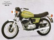 1976 Moto Guzzi 250 TS
