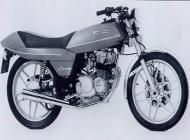 1977 Moto Guzzi 254