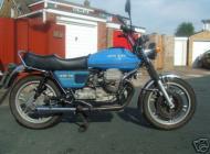 1979 Moto Guzzi T3