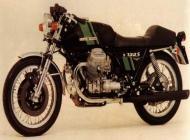 1988 Moto Guzzi 750 Strada