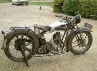 1935 New Map MT5, 500cc