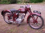1953 Triumph Terrier, 150cc