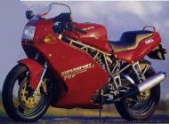 1992 Ducati 750 SS