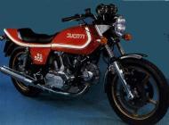 1978 Ducati 900 SD Darmah