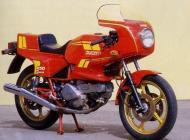 1983 Ducati 650 SL Pantah