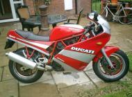 1988 Ducati 750 Sport