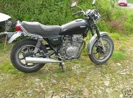 1983 Yamaha XS250 Special