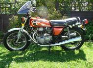 Honda CB360 G5