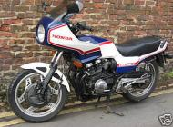 Honda CBX550 1983