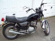 Honda CM125 Custom