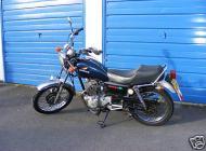 Honda CM125 CF