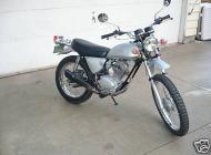 Honda SL125