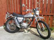 1973 Honda SL125