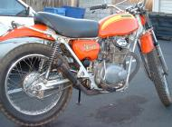 1971 Honda SL350-K1
