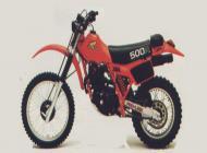 1981 Honda XL 500R