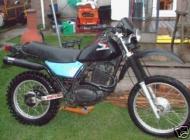 1982 Honda XL500