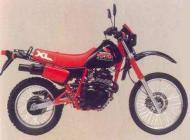 1984 Honda XL350