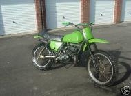 1981 Kawasaki KE175