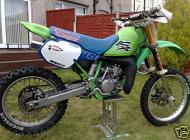 1989 Kawasaki KX125