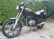 1981 Kawasaki LTD 440