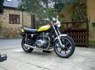 1979 Kawasaki KZ750 LTD