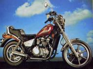 1984 Kawasaki Z 450LTD