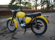 BSA Bantam 175 1970