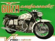 1970 Moto Guzzi V7 750 Ambassador