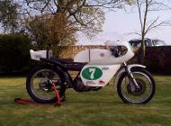 Vic Camp Suzuki 250