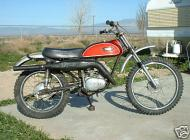1971 Yamaha AT1