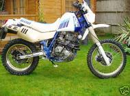1989 Suzuki DR600