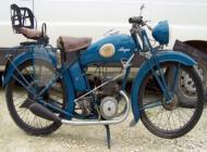 1948 Alcyon Type 18.TER 125cc