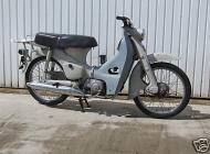 Honda C100-A