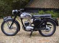 1968 BSA Bantam D14B