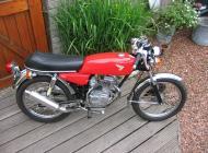 1979 Honda CB50-J