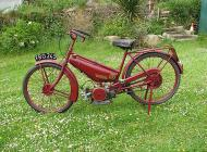1942 Rudge Autocycle