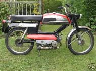 Mobylette SP93 Moped