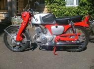 1963 Honda CB92