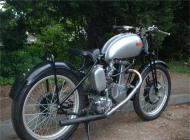 1937 BSA B21 300cc Special