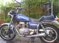 1981 Honda CM250