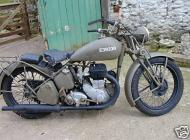 1940 BSA M20