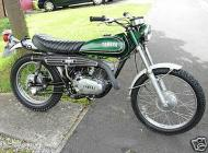 1973 Yamaha DT250