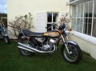 Kawasaki H2B 750
