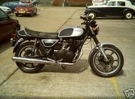 1981 Yamaha XS750